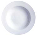 Round Soup Plate