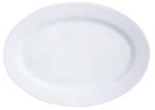 Oval Plate plate